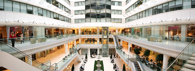 Tertiary buildings