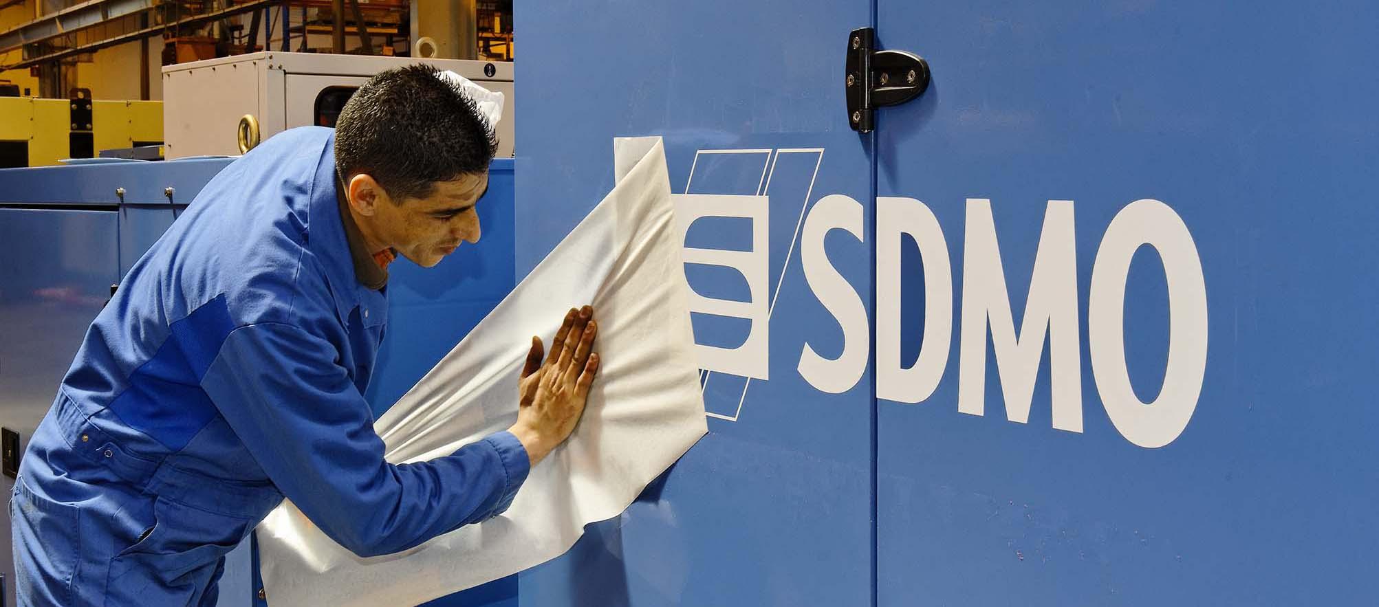 SDMO Industries, el especialista en grupos electrógenos