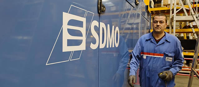 SDMO Industries the generating set specialist