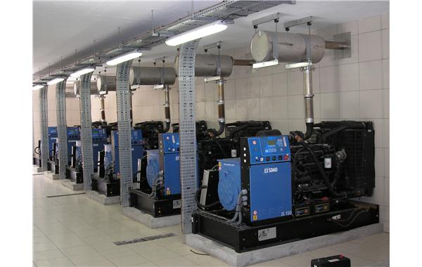 Power Products standard generating sets