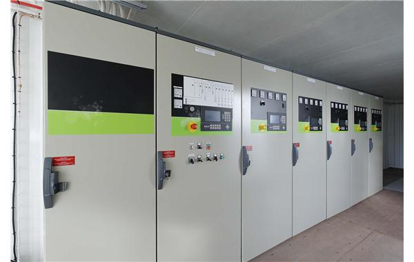 Kerys monitoring & control cabinets