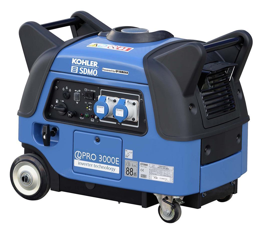 Yamaha 3000 Generator >> Inverter Pro 3000 E Prindus Portable Power Generator Generating
