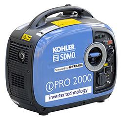 Portable generating set up to 20 kW, Portable Power - KOHLER