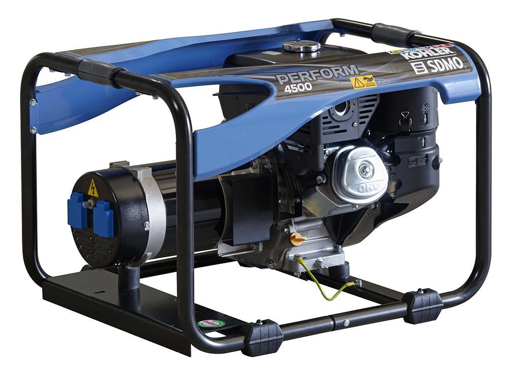 PERFORM 4500, Portable Power generator, Generating set - KOHLER-SDMO