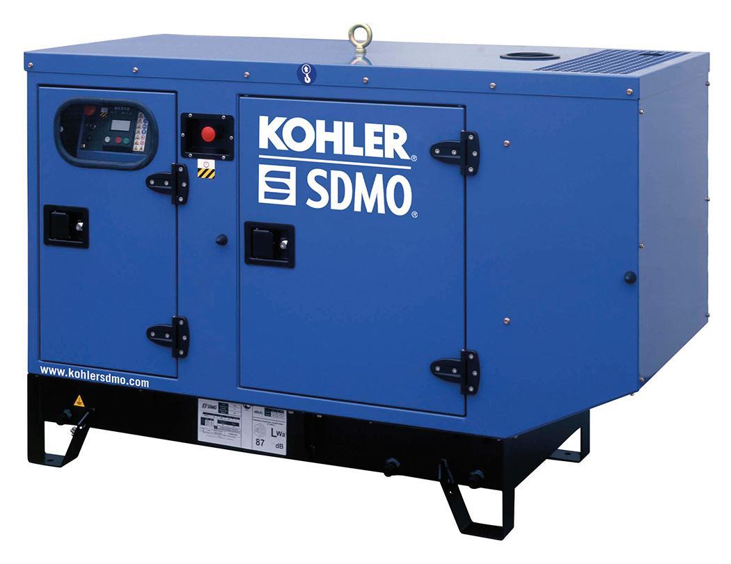 XP-T9KM-ALIZE, Portable Power generator, Generating set - KOHLER-SDMO