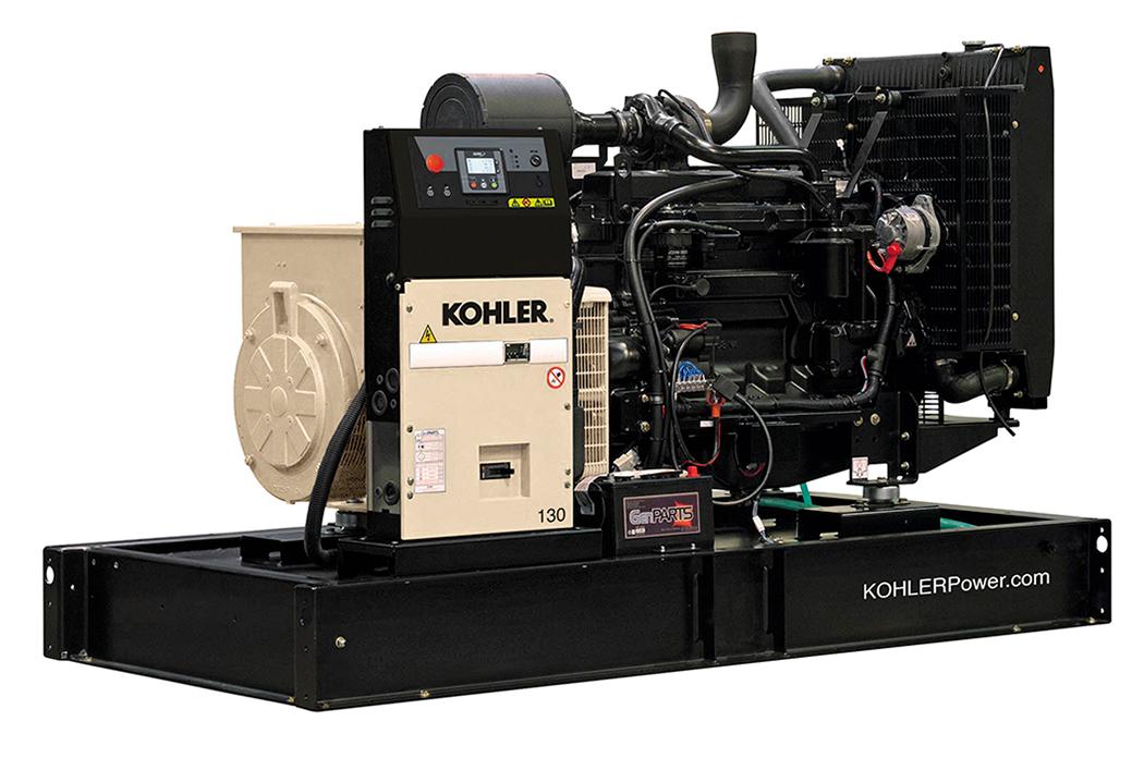 J130K, Power generating set, Power Products - SDMO