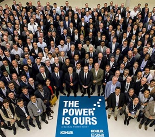 KOHLER-SDMO generators all over the world