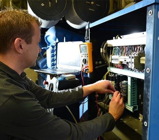 Secure your generating sets thanks to KOHLER-SDMO Services department