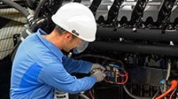 Installation and maintenance of your power plant