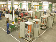 Production of standard generating sets in Brazil